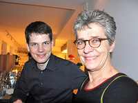 Dominik Falenski & Anne Oland